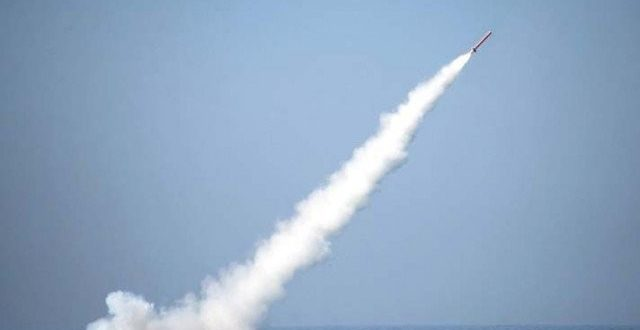 Pakistan successfully test-fires Submarine Launched Cruise Missile